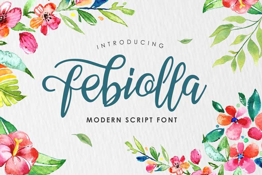 Febiolla Script