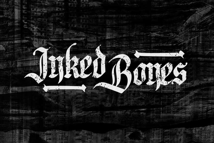 Inked Bones Font