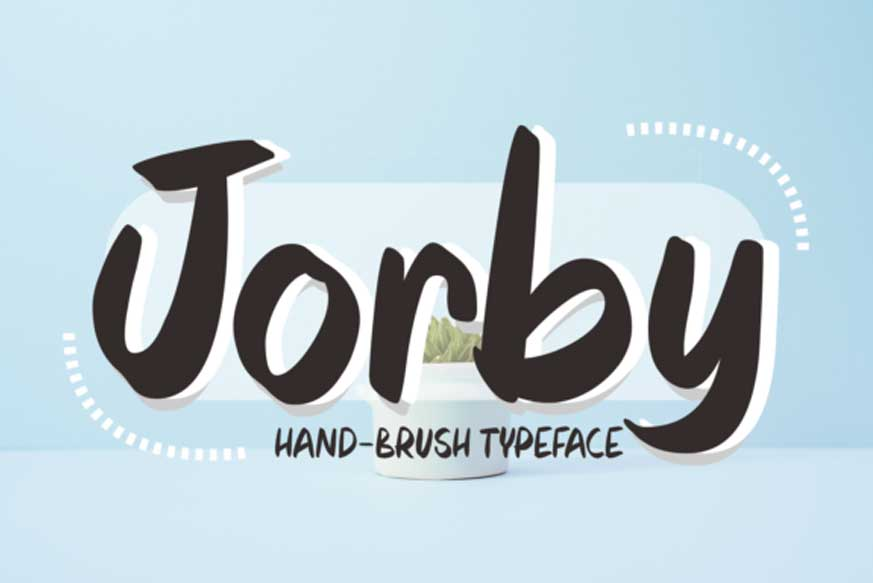 Jorby Font