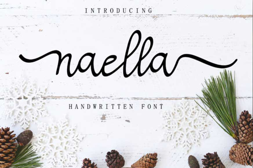 Naella Font