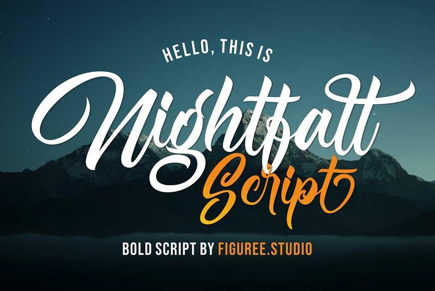 Nightfall Script