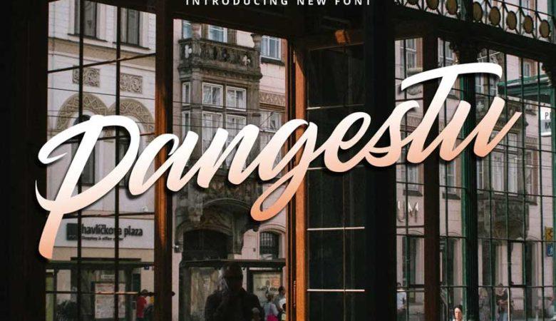 Pangestu - Display Script