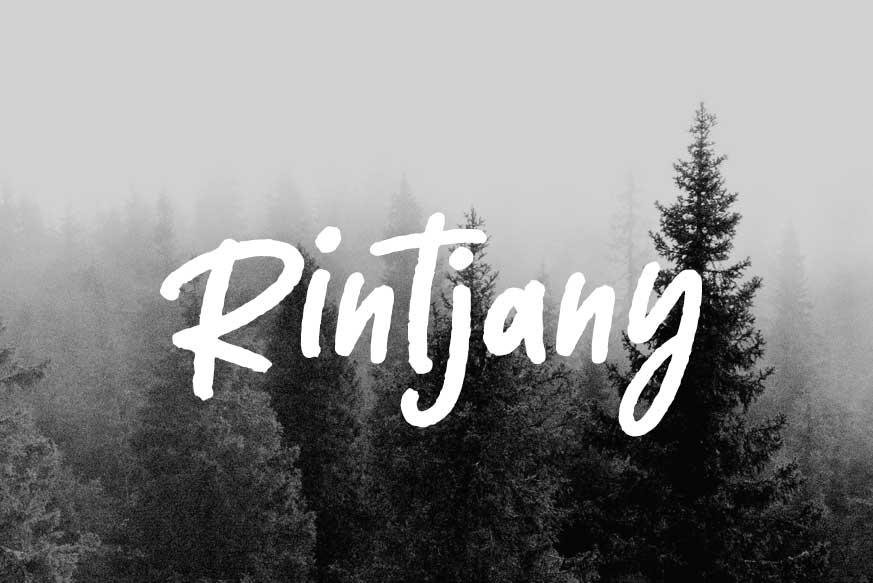 Rintjany Font