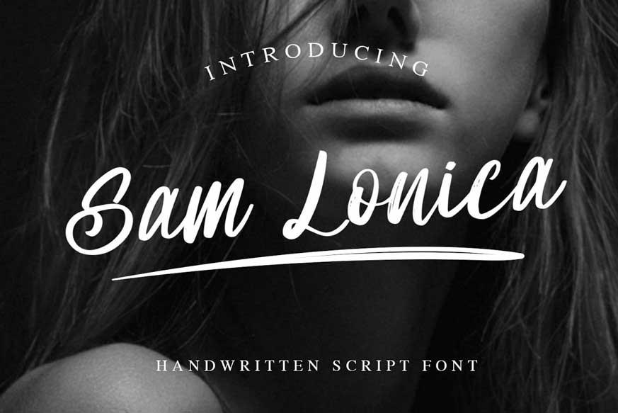 Sam Lonica Font