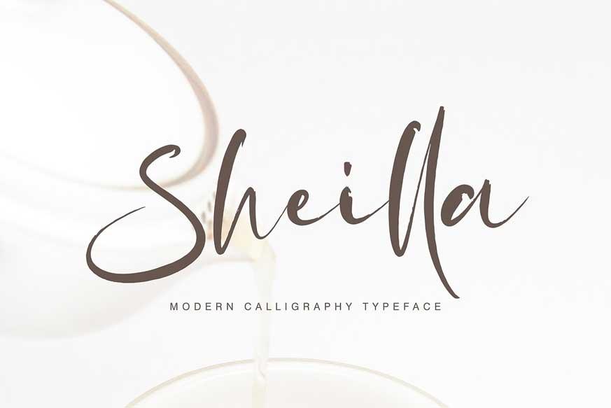 Sheilla Font