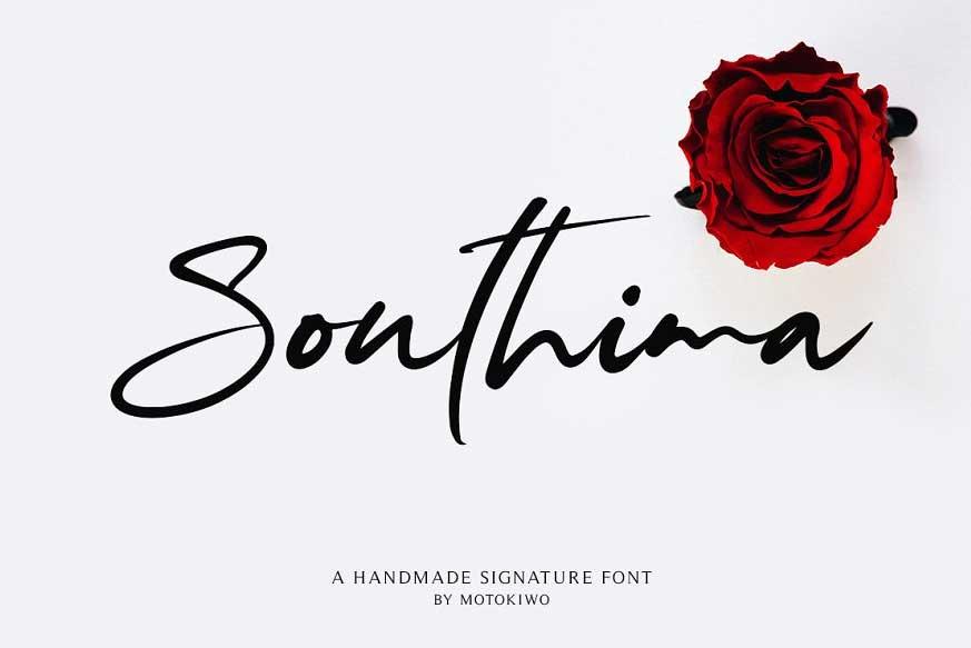 Southima - Modern Script
