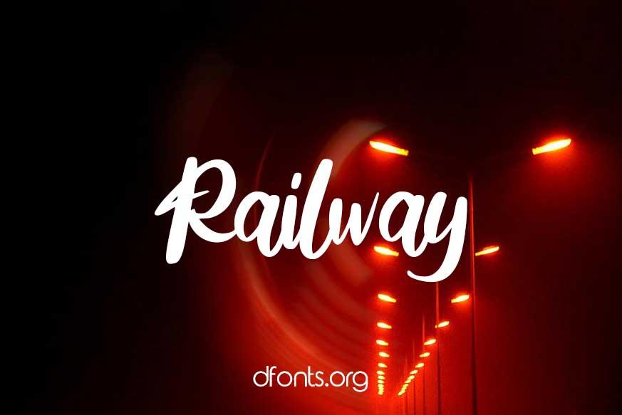 Railway Beauty Script