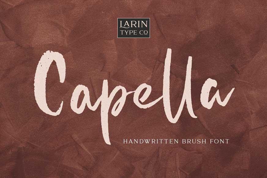Capella Font