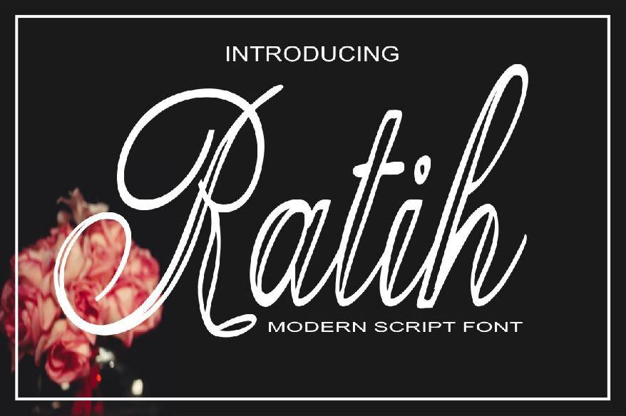 Ratih Font