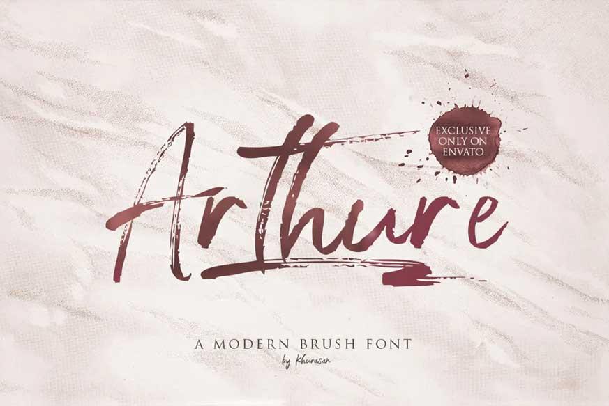 Arthure Script