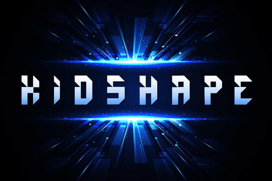Kidshape Font