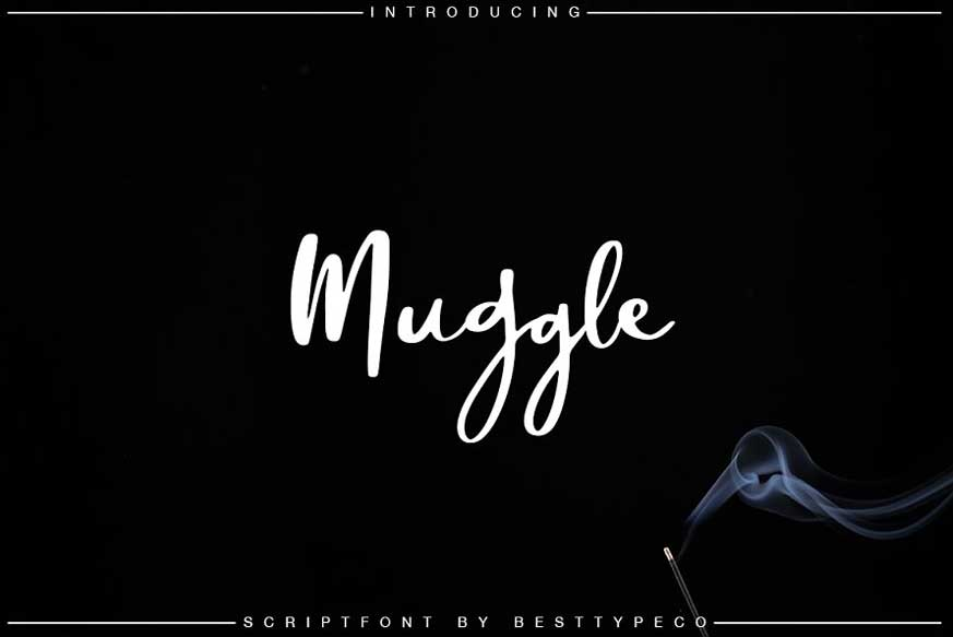 Muggle Font