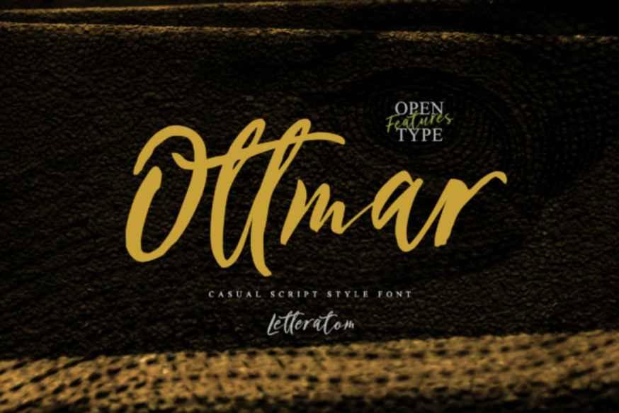 Outtmar Font