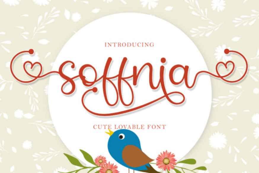 Soffnia Font