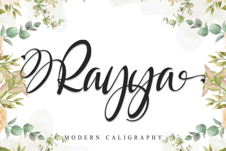 Rayya Font
