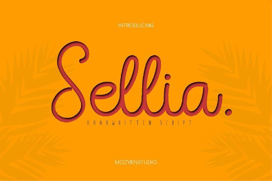 Sellia Font