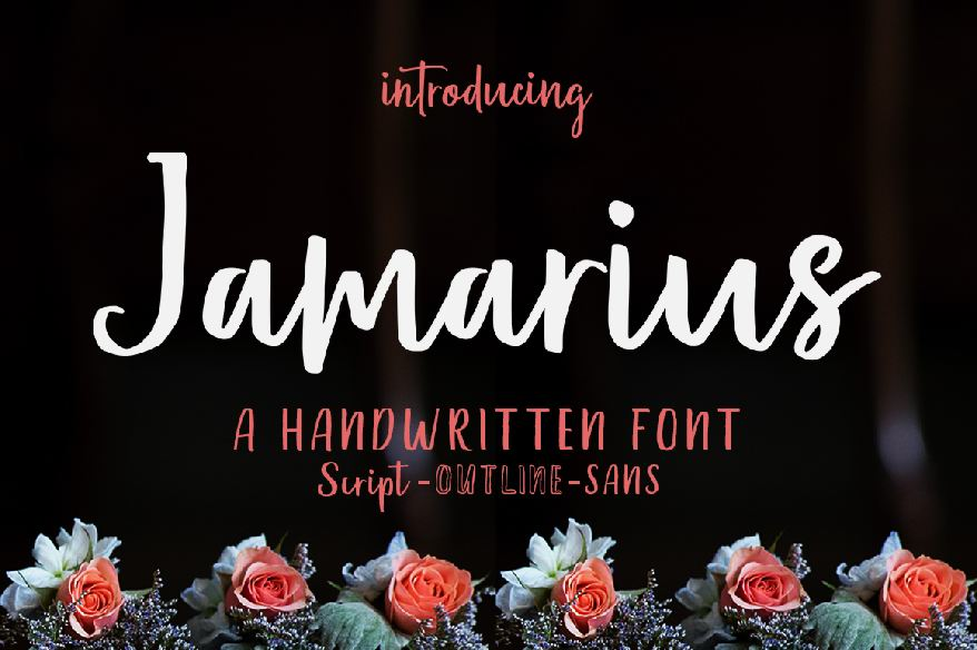 Jamarius Font