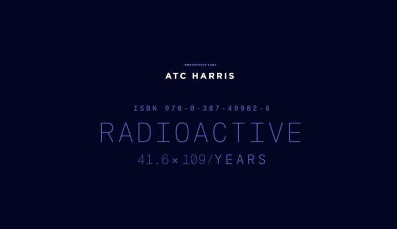 ATC Harris Font Family