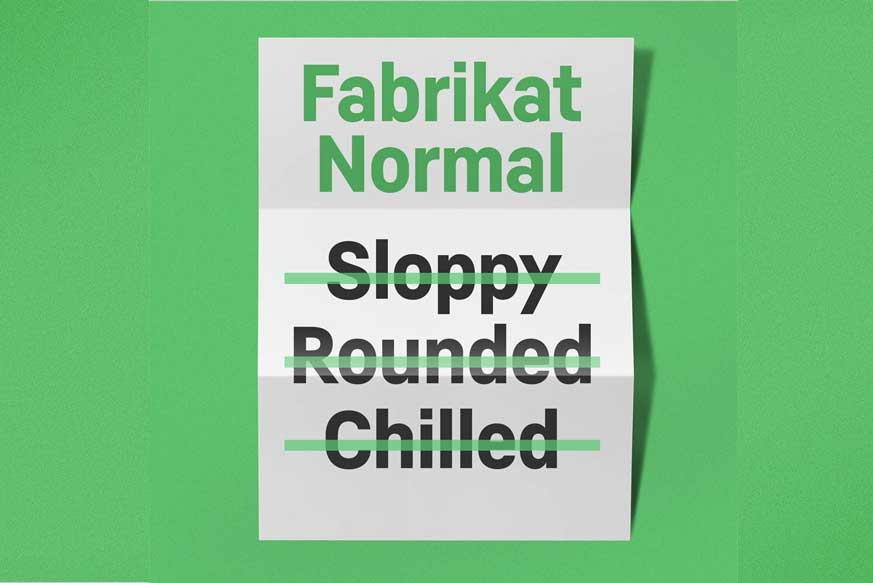 Fabrikat Normal Font Family