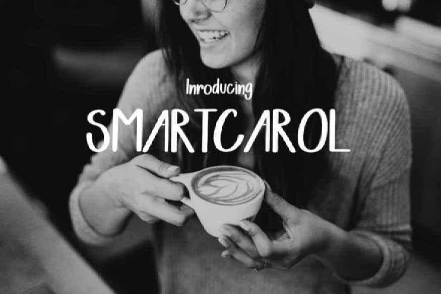 Smartcarol Font