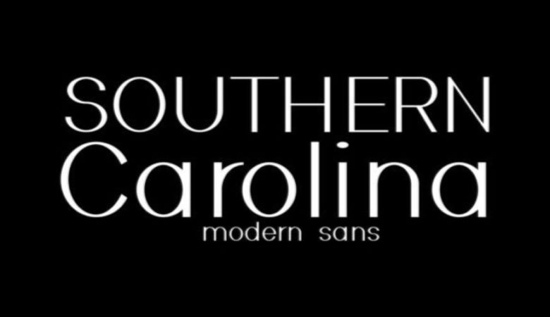 Southern Carolina Font
