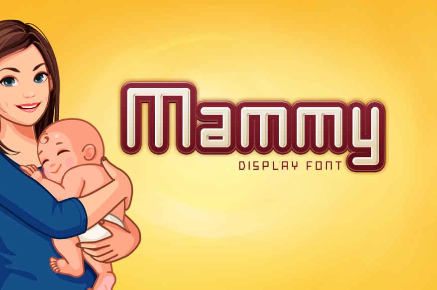 Mammy Font