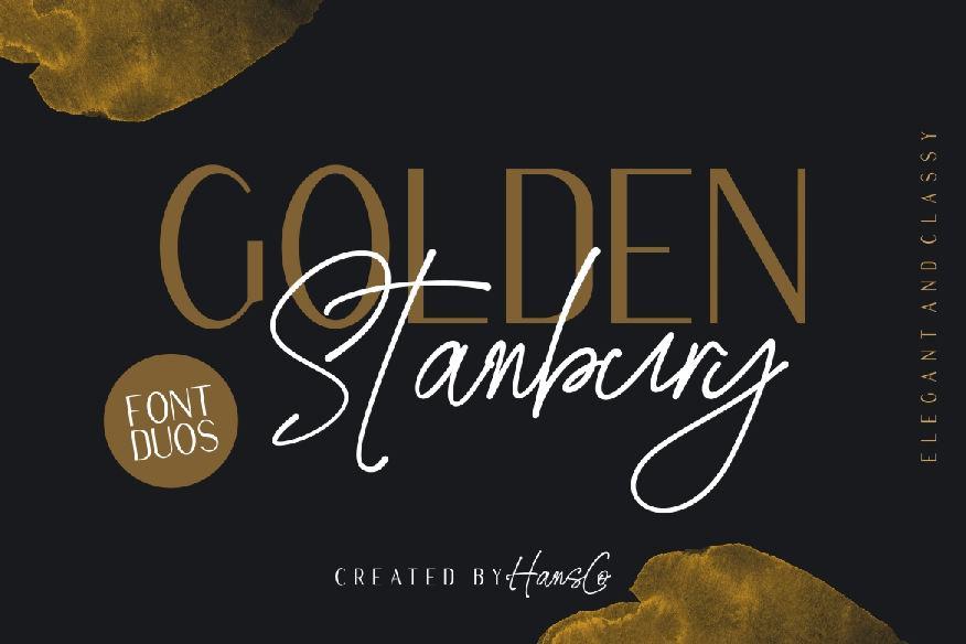 Golden Stanbury