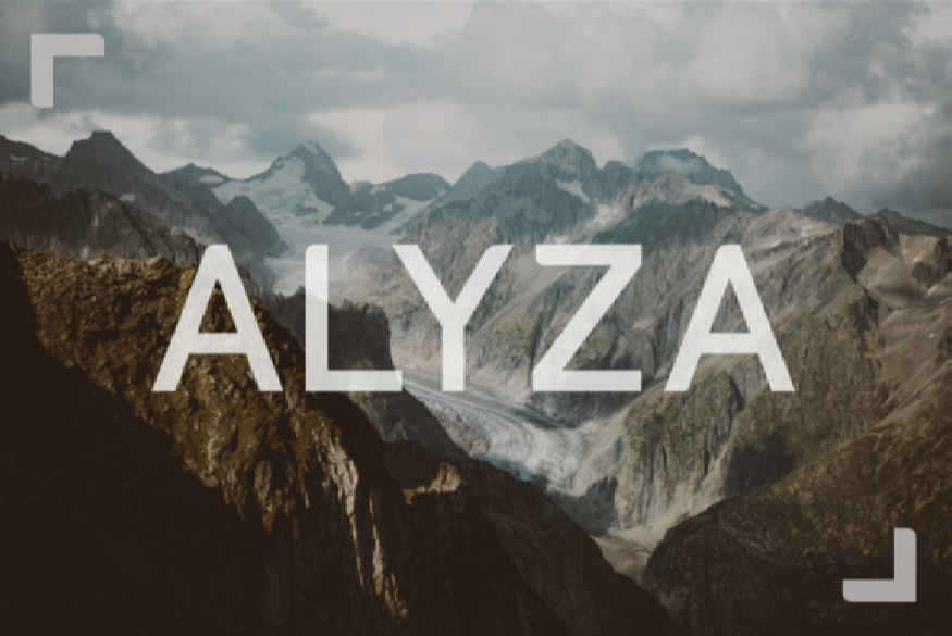 Alyza Font