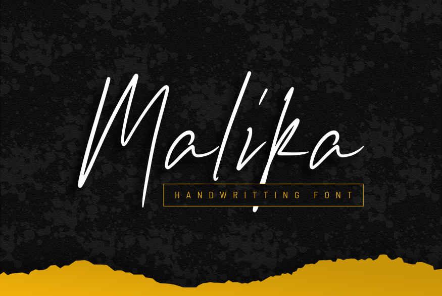 Malika Font