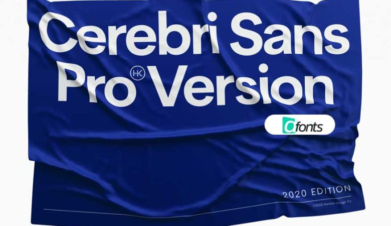 Cerebri Sans Pro Font Family