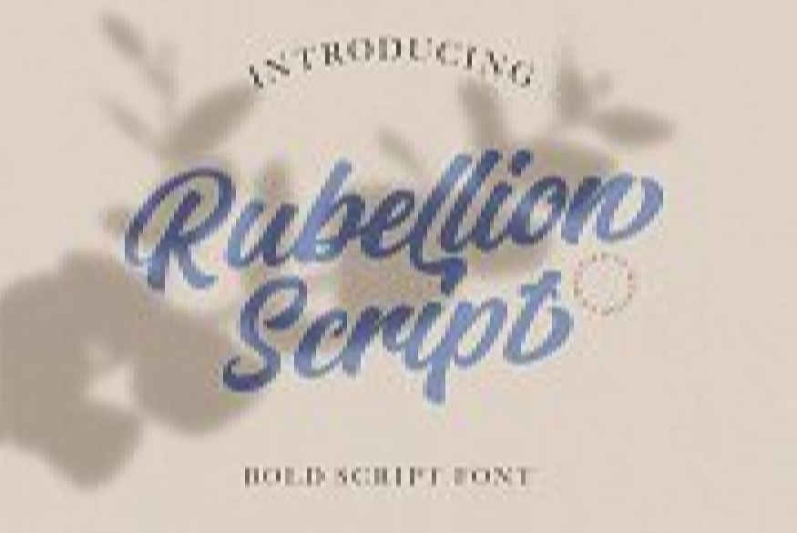 Rubelion Script