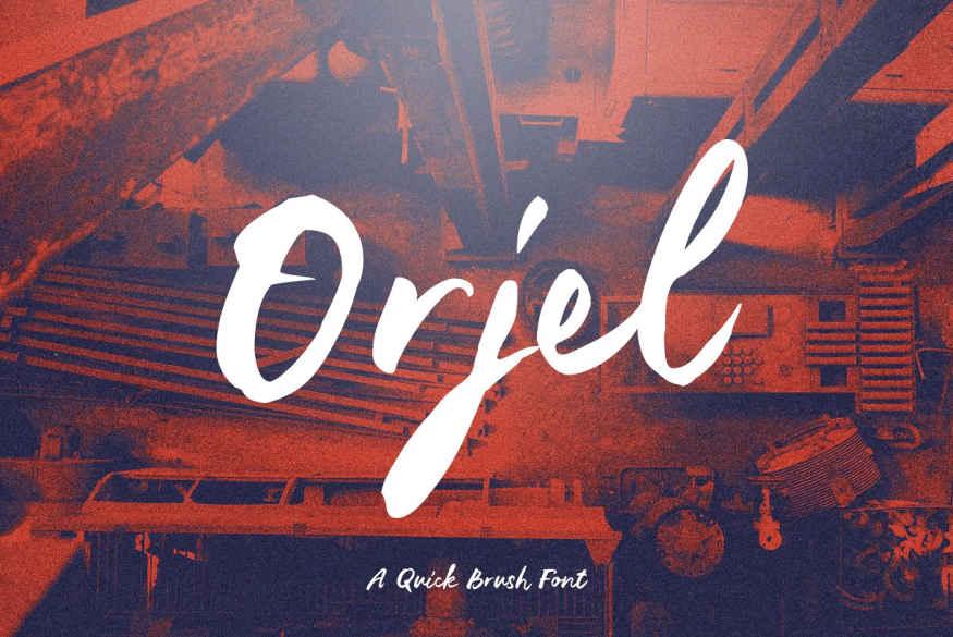 Orjel