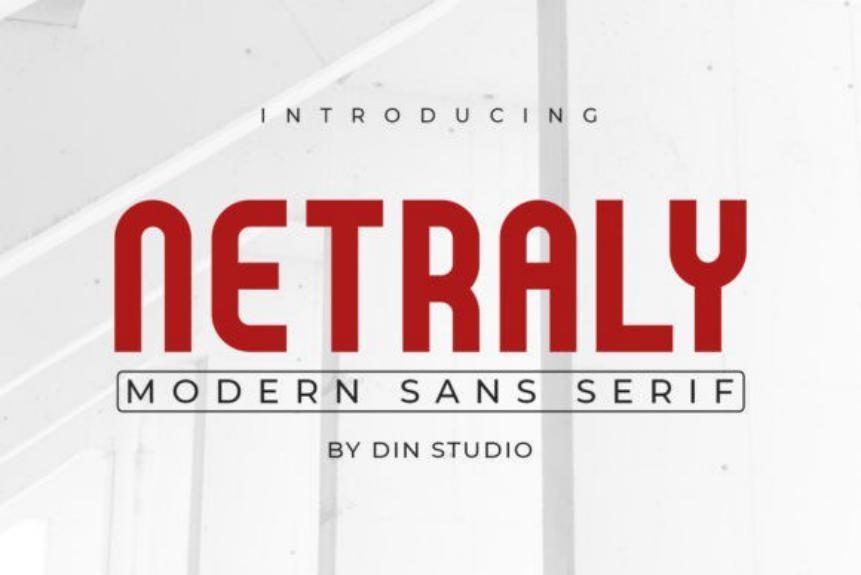 Netraly Font