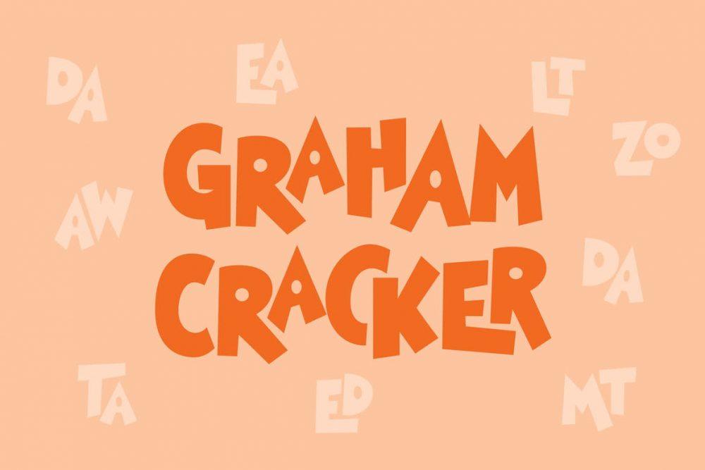 Graham Cracker Font Free Download