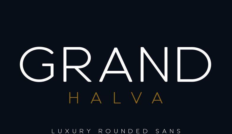 Grand Halva Font