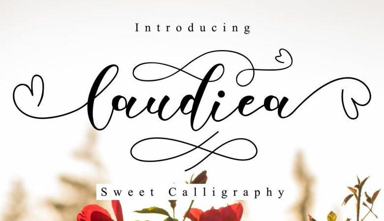 Laudiea Font
