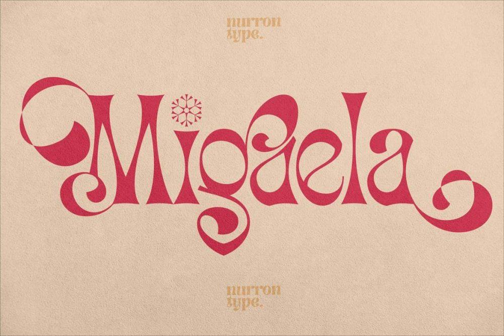 Migaela Font Free Download