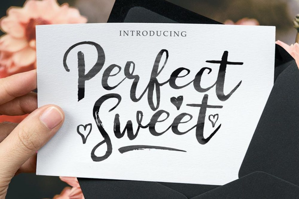 Perfect Sweet Font Free Download