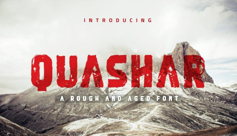 Quashar Font Free Download