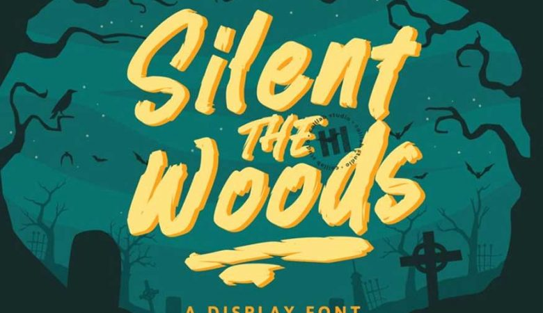 Silent The Woods