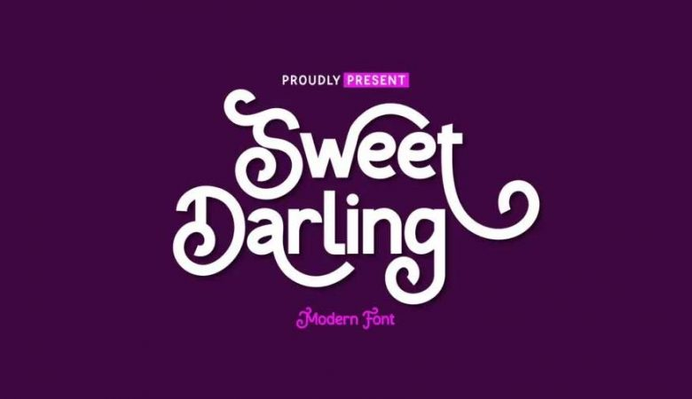 Sweet Darling Font Free Download
