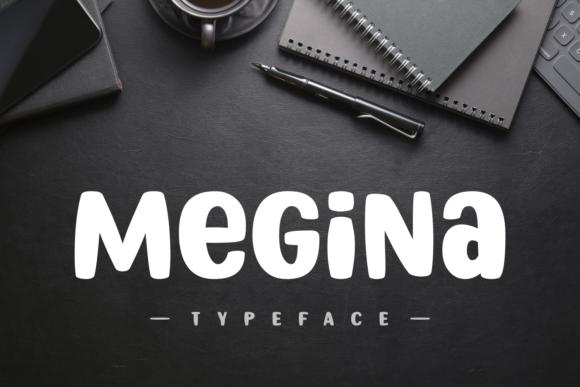 Megina Font