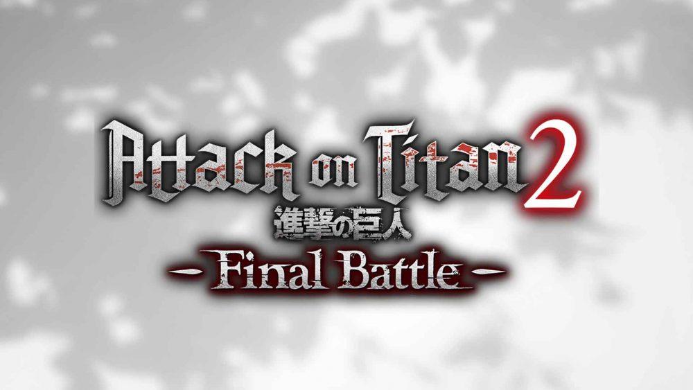 Attack on Titan Font