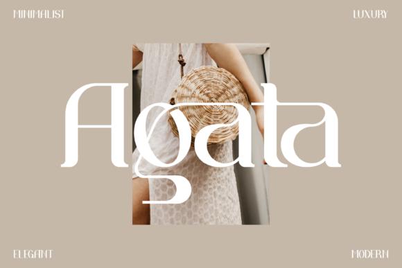 Agata Font