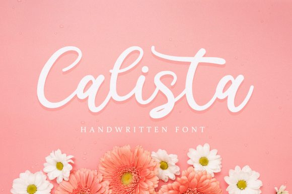 Free Calista Font