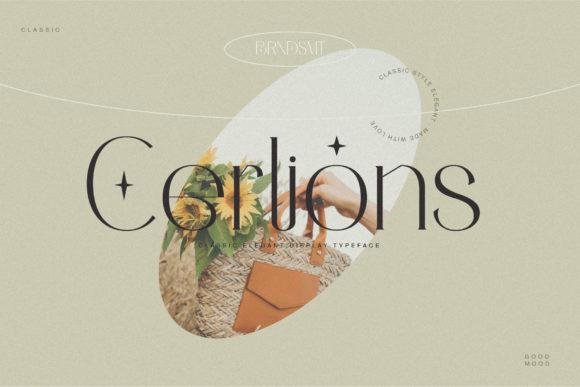 Cerlions Font