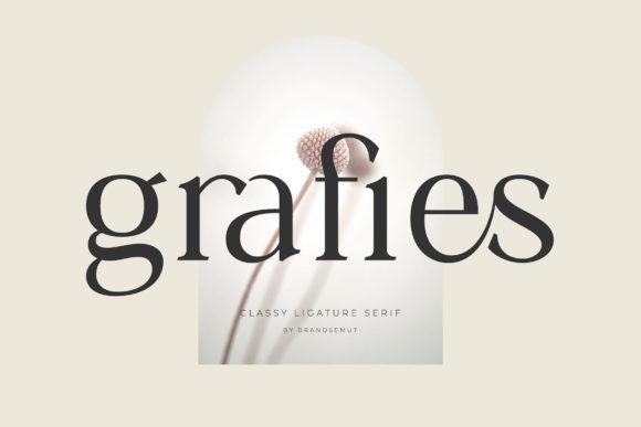 Grafies Font