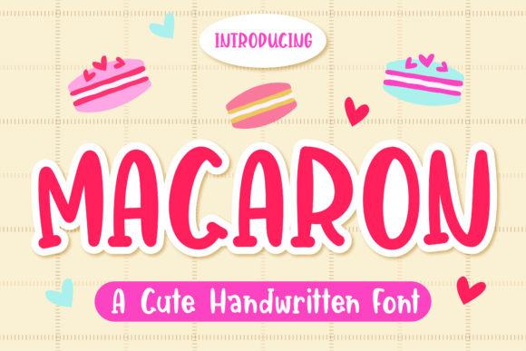 Macaron Font