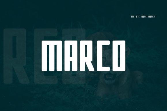 Marco Font