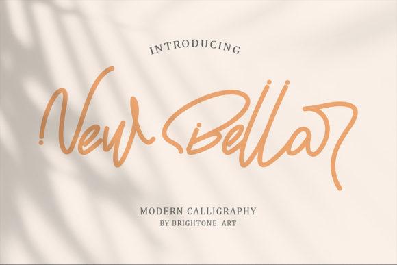 New Bellar Font